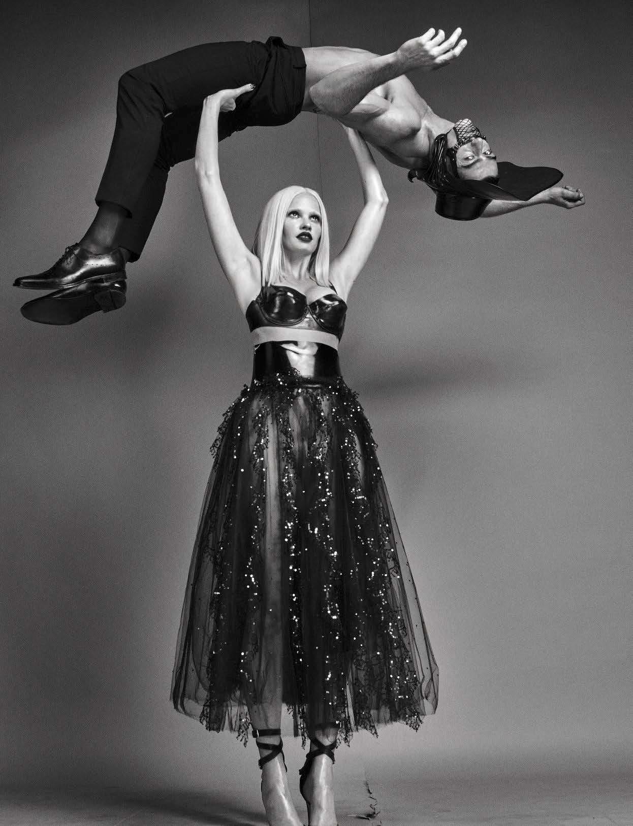 Steven Klein for Vogue Itaila, 2016